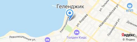 Межрайонный Отдел Государственной Статистики на карте Геленджика