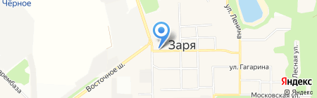 Магазин одежды на ул. Маршала Батицкого на карте Балашихи