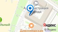 Компания Финансовое управление муниципального образования Администрации г. Геленджик на карте