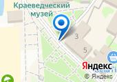 Инспекция Федеральной налоговой службы России по городу-курорту Геленджику на карте