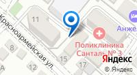 Компания СБиС-Партнер на карте
