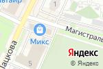 Схема проезда до компании Магазин женской одежды в Жуковском