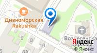 Компания АН на карте