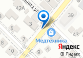 Магазин медицинской техники на карте