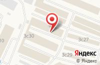 Схема проезда до компании Краски.ру в Жуковском