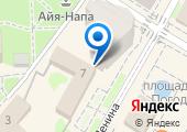 Нотариус Краснопеева С.В. на карте