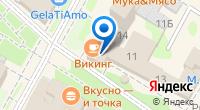 Компания Банк Первомайский на карте