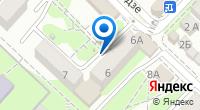 Компания Майс на карте