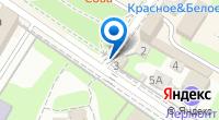 Компания Киоск по продаже печатной продукции на карте