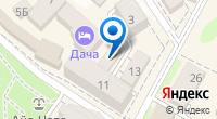 Компания Сундук на карте