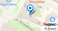 Компания Школьный Мир на карте