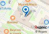 Геленджикская городская баня, МУП на карте