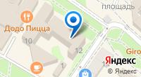 Компания Ювелирный №1 на карте