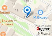 Торгово-промышленная палата города-курорта Геленджик на карте