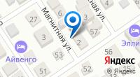 Компания Юта на карте