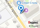 Нотариус Герцовская Е.А. на карте