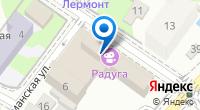Компания ВСЕ*ТИ на карте