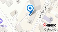 Компания Анфиса на карте