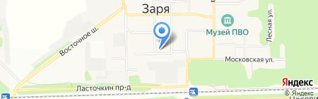 Информационно-расчетный центр на карте Балашихи
