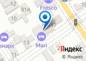 Продукты на Садовой на карте