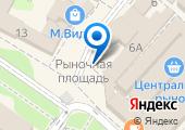 Дары Кубани, МУП на карте