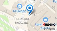 Компания Ювелирный на карте