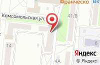 Схема проезда до компании Московская Региональная Компания По Реализации Газа в Ступино