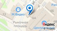 Компания РосДеньги на карте