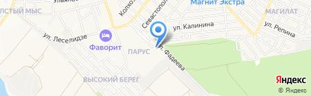 МонтажПромАльп на карте Геленджика