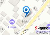 На Новороссийской на карте