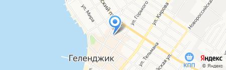Систем Сервис Краснодар на карте Геленджика