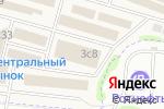 Схема проезда до компании Обувноff в Быково