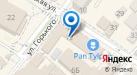 Компания Ломбардъ на карте