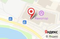 Схема проезда до компании Darling kids в Жуковском