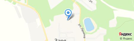 Детский сад №41 Заряночка на карте Балашихи