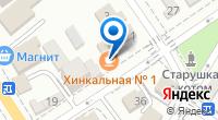 Компания Ромашка на Садовой на карте