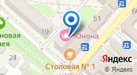 Компания Юнона-Плюс на карте