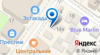 Компания Ирина-Люкс на карте