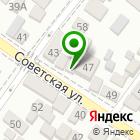 Местоположение компании Киндер-сити