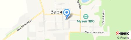 Храм-часовня Иоанна Воина на карте Балашихи