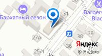 Компания Управление инспекции государственного надзора за техническим состоянием самоходных машин и других видов техники по городу-курорту Геленджику на карте