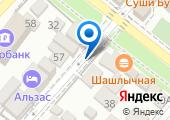 Актив-тур на карте