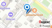 Компания Кадастровое бюро на карте