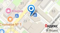 Компания Си Эль Кора на карте