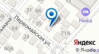 Компания АДВОКАТ БЕРЕЗКИН ЕВГЕНИЙ ДМИТРИЕВИЧ на карте
