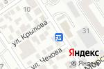 Схема проезда до компании Спартак в Геленджике