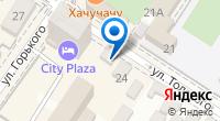 Компания InLoveStudio на карте