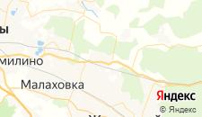 Отели города Вялки на карте