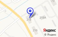 Схема проезда до компании ОПТОВАЯ БАЗА в Онеге