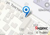 Велоремонт-Геленджик на карте
